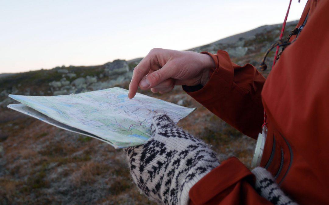 Sveriges mest kompetenta Fjälledare utbildas i Storuman